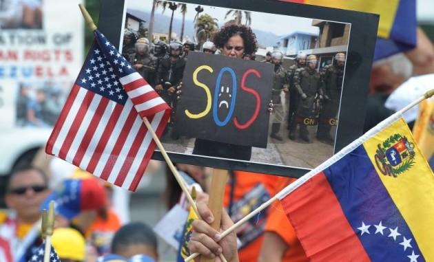 exilio venezolano,carta democrática,luis almagro,oea,nicolás maduro,