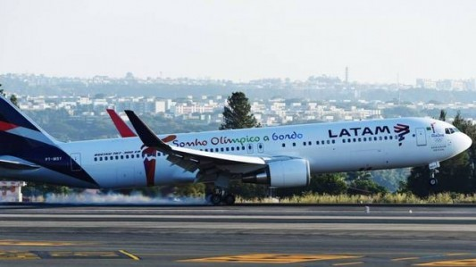 aerolínea,Latam,suspende vuelos,venezuela,
