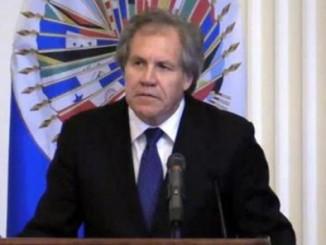 secretario de la OEA,Luis Almagro,carta democrática,venezuela,nicolás maduro,
