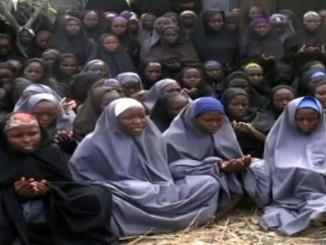 niña secuestrada,recuestrada,Boko Haram,nigeria,