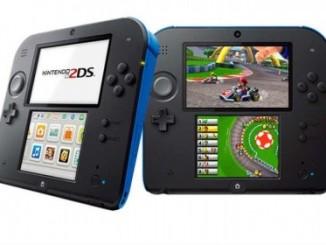 Nintendo 2DS,consola barata,