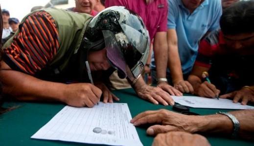 venezolanos,referendo revocatorio,oposición,nicolás maduro,