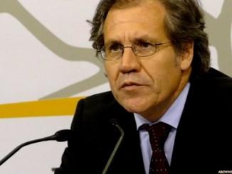 Mensaje,Luis Almagro,OEA,Nicolás maduro,Venezuela,traidor