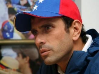 henrique capriles,condiciones,venezuela,diálogo,gobierno,oposición,venezuela,