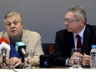 Alberto Ruiz-Gallardón,exministro español,venezuela,nicolás maduro,