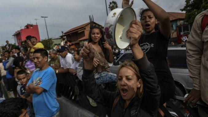 muertos,venezuela,protestas,alimentos,
