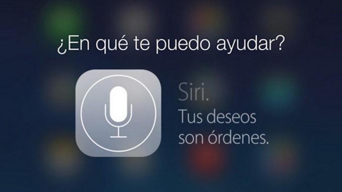voz Siri,APPLE,ORDENADORES,DISTINCIÓN DE IDIOMAS,