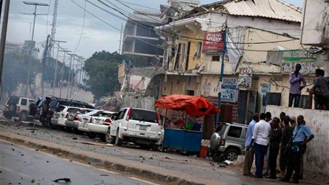 Ataques,Terroristas,África