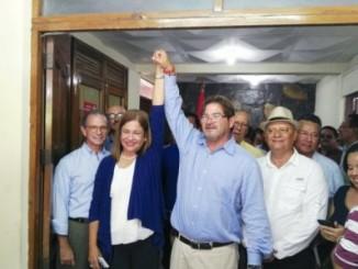 violeta granera,candidata a la vicepresidencia,coalición nacional por la democracia,elecciones generales nicaragua 2016,
