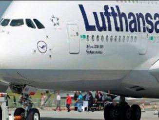 Lufthansa,vuelos,suspensión,venezuela,situación económica,