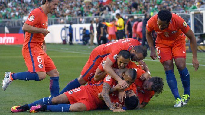 Final Copa América,Futboll,Clasifica,Chile,Colombia