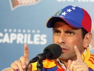 oposición venezolana,henrique capriles,recolección de firmas,referendo revocatorio,