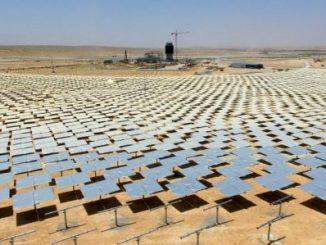 Isrrael,Paneles solares,