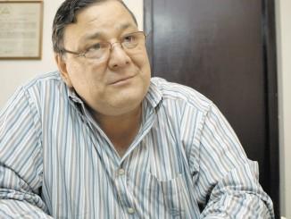 Pedro Reyes, secretario general del PLI. Managua. 10/FEB/05.Foto LA PRENSA/Pol Cucala.