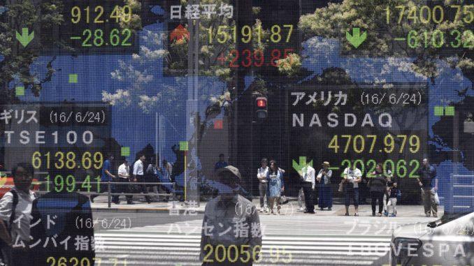Tokio,Japón,Consecuencias,salida de Gran Bretaña,Impacto en Economía
