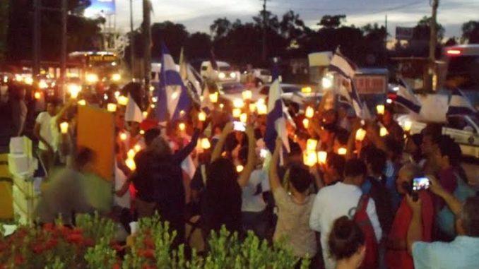 Protesta,Jóvenes,Elecciones Libres