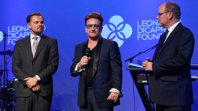 DiCaprio y sus amigos logran recaudar unos U$ 45 millones