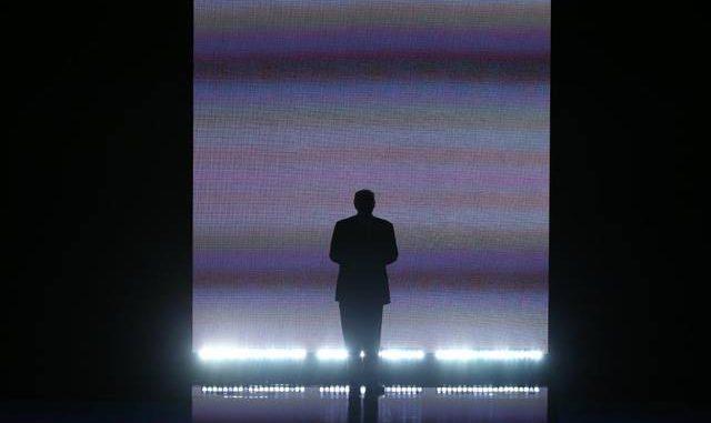 Trump,Máximo Lider,EEUU