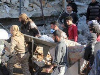 26 de julio siria reporta 19 muertos en bombardeo aereo