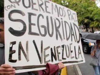Crimen,Escasez,EE UU,Venezuela