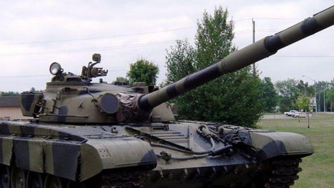 rusos justifica la venta de los tanques de guerras en el país 11 de julio 2016