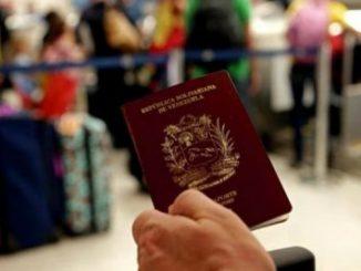Migración,Venezuela,España,Movimiento