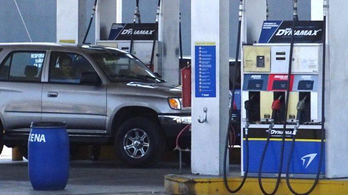 combustible,precios,mínima reducción,