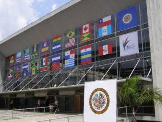 OEA,informe,Nicaragua