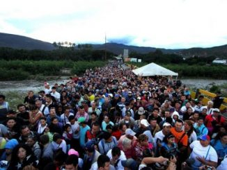 venezolanos,Colombia,frontera