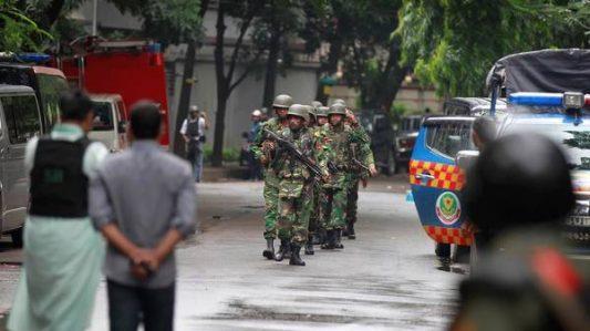 Bangladesh,Ataque,ISIS
