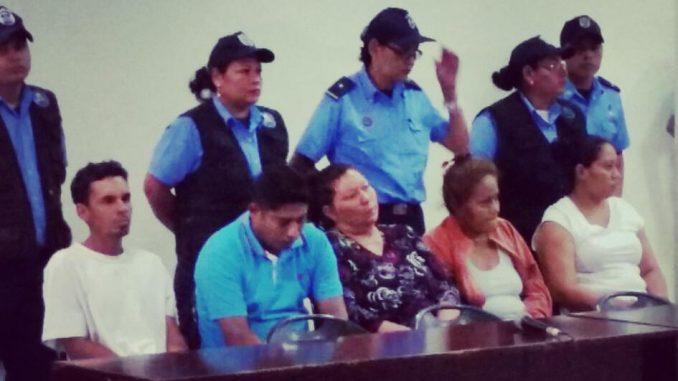 Audiencia, Secuestro,Hospital Alemán Nicaraguense