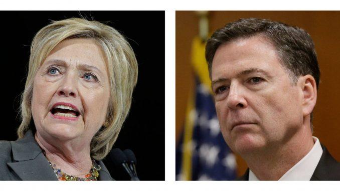 FBI,Hillary Clinton,Investigación