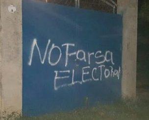 MRS,Poder Electoral,OEA,Unión Europea