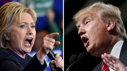 Donal Trump, hillary clinton,EEUU,Rusia