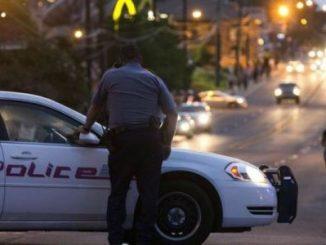 Tres policías,muertos,Luisiana,