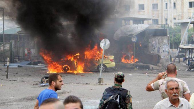 Ataque Terrorista,Siria,Isis