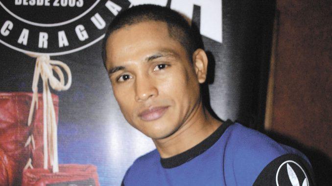 Juan Palacios,boxeo,Nicaragua