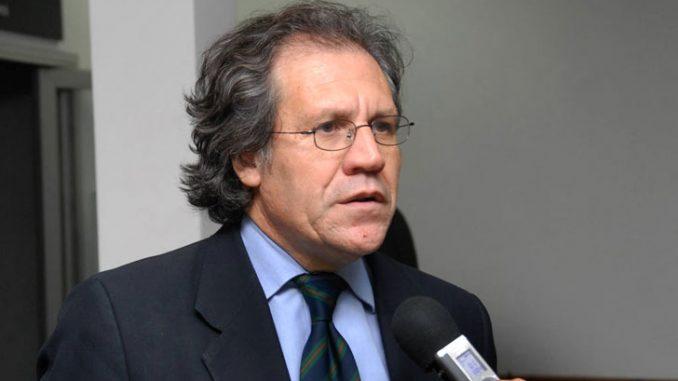 OEA,Venezuela,Corrupto,Crisis,Luis Almagro