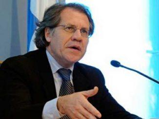 OEA,Luis Almagro,Oposición Nicaraguense