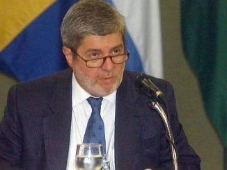 El responsable de Asuntos Jurídicos de la Organización de Estados Americanos (OEA). EFE.