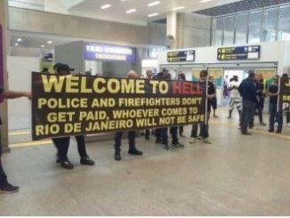 Brasil,Juegos Olímpicos,Crisis Económica,Violencia