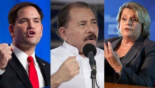 Derechos Humanos,Nicaragua,EE UU,Congresistas, Ileana Ros Lehtinen, Albio Sires