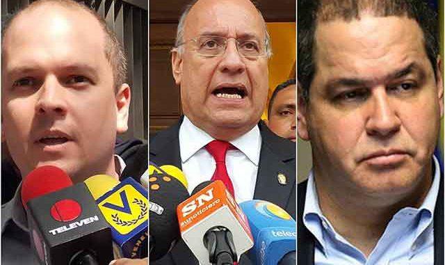 Parlamento venezolano,expulsión,diputados,Nicaragua,