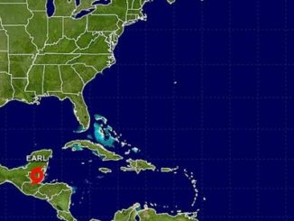 Earl,Belice,tormenta tropical,