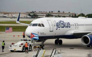 vuelo regular,Estados Unidos,Cuba,