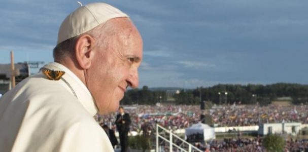 Papa Francisco,Olimpiadas 2016,