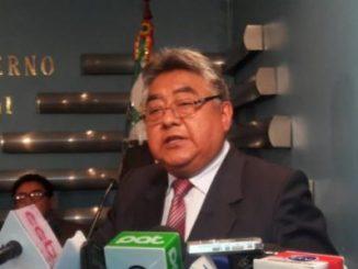 Viceministro,Bolivia,