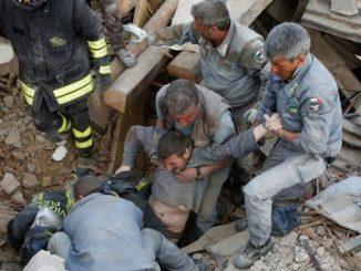 Terremoto,Italia,