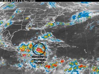 Tormenta tropical,Earl,Caribe,