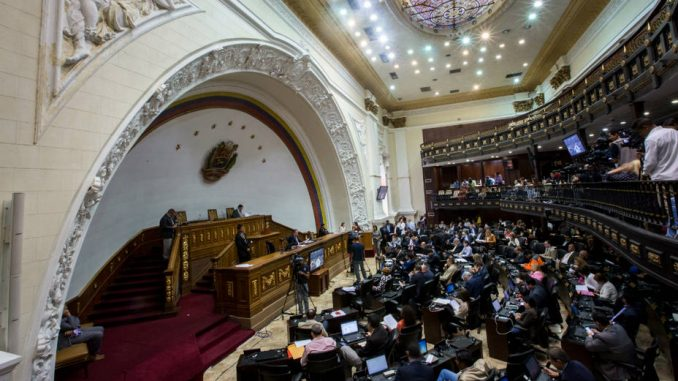 Asamblea Nacional,Consejo Nacional Electoral